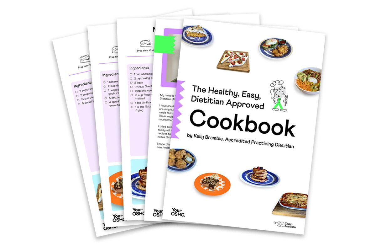 The Healthy Eating, Dietitian Approved Cookbook
