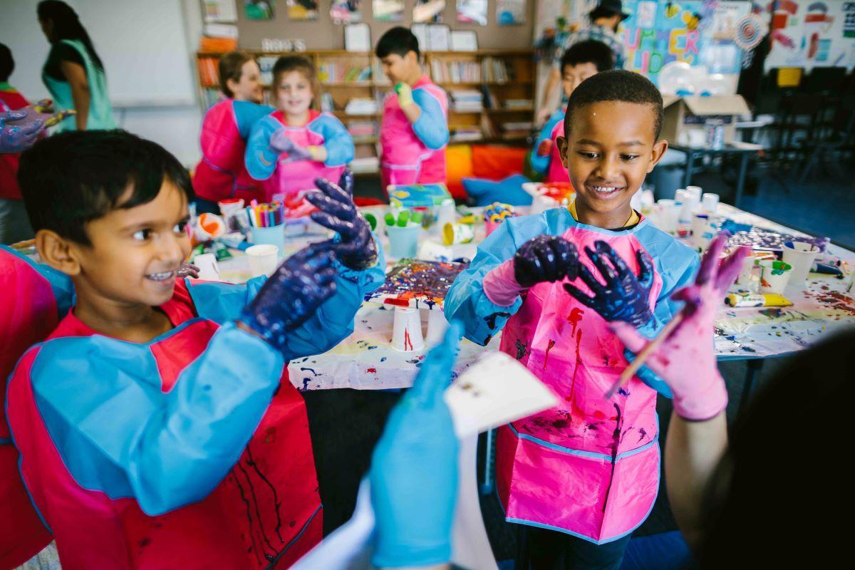 Inspiring Creativity: Art Activities for Kids