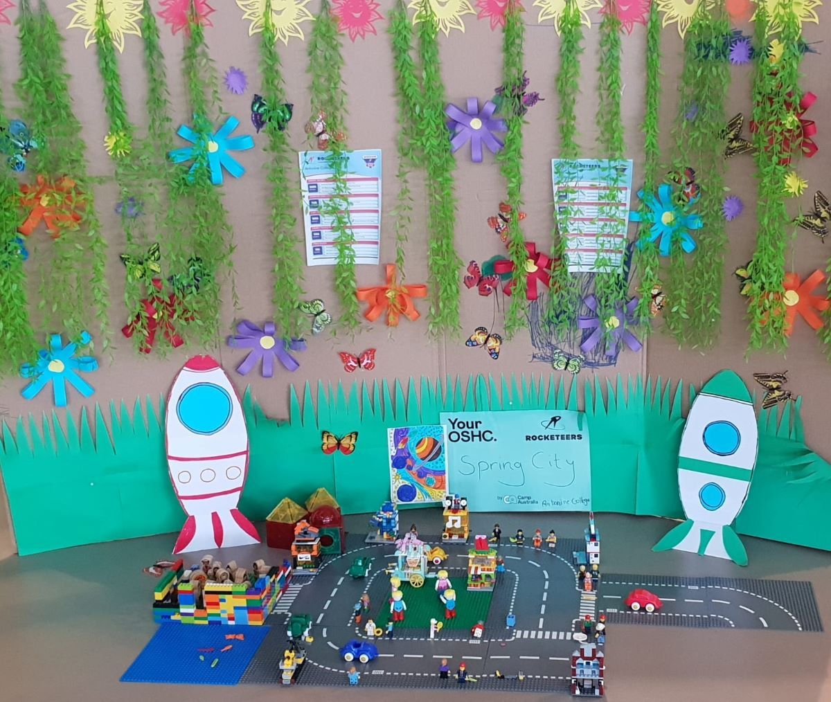 Rocketeers – Bringing School Holiday Experiences to Children