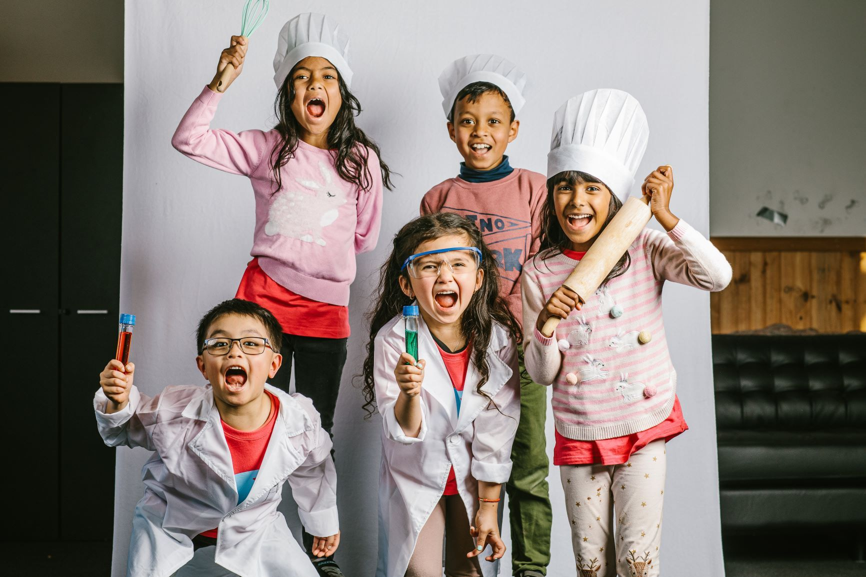 Cookbook Competition for Mini Chefs and Scientists in OSHC