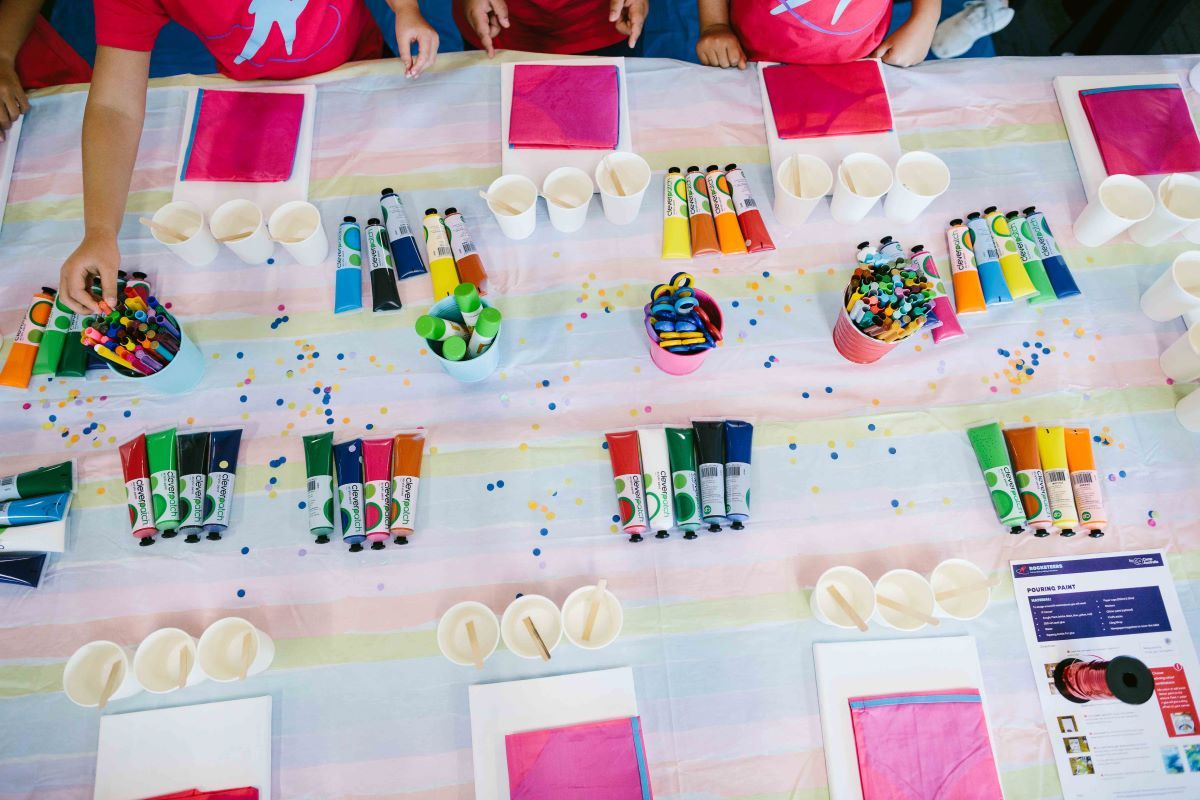 Get Involved with Craft Activities for Kids