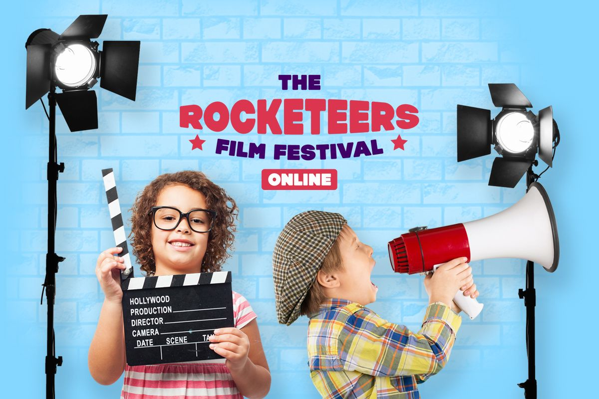Bringing The Rocketeers Film Festival Fun to Children at Home