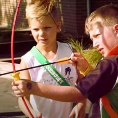 Experience Takeover: Archery Fun