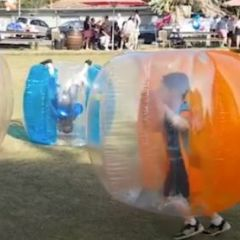 Experience Takeover: Bubble Ball