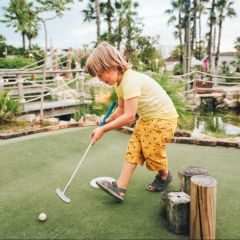Adventure: Hole Lotta Fun at West Beach Mini Golf